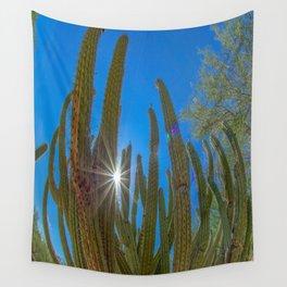 Organ Pipe cactus Wall Tapestry