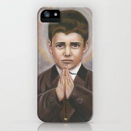 Saint Francisco Marto iPhone Case