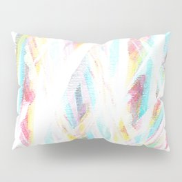Color Rays Pillow Sham