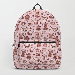 Percolator Pink Backpack