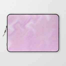 Snow Art 3 - Purple Laptop Sleeve