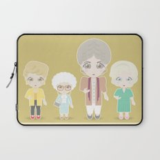 Girls in their Golden Years Laptop Sleeve