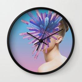 Deceptions Wall Clock