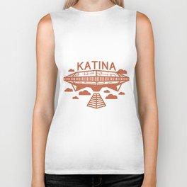 Katina (Star Fox 64) Biker Tank