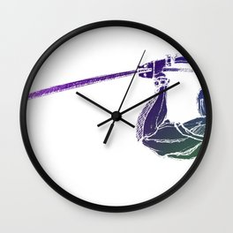 Spectral Guardian. Wall Clock