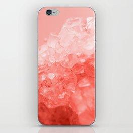 Coral Gem iPhone Skin