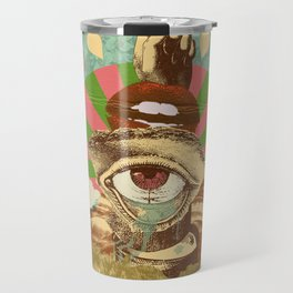 AFTERNOON PSYCHEDELIA Travel Mug