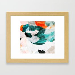Let's Fly Framed Art Print