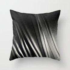 STEEL III. Throw Pillow
