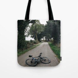 cycling wild Tote Bag