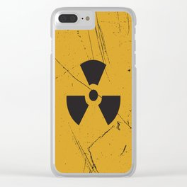 Radioactive Clear iPhone Case
