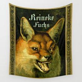 Reynard the Fox Wall Tapestry