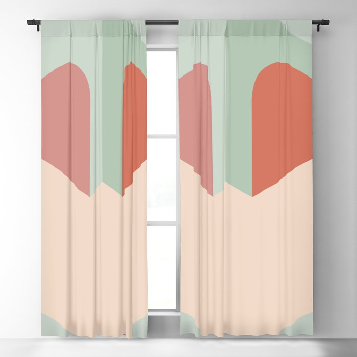 Secret passage Blackout Curtain