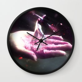 Dancing On My Ashes, Love Element Wall Clock