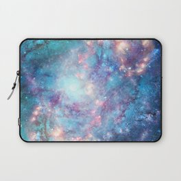 Abstract Galaxies 2 Laptop Sleeve