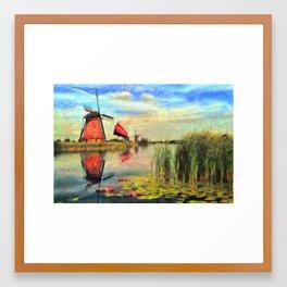 a cokescape Framed Art Print