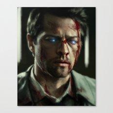 Supernatural - I'm A Soldier Canvas Print