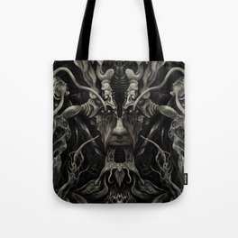 A Consumption of Memory and Identity Tote Bag