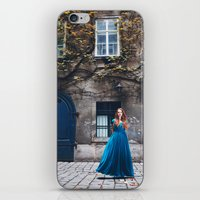 queen iPhone & iPod Skins featuring Queen by Jovana Rikalo