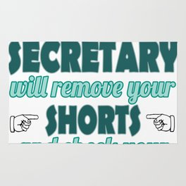 """""""Legal Secretary"""" tee designs for cute and adorable design lovers out there! Go them them now!  Rug"""