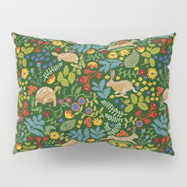 Tortoise and Hare Pillow Sham