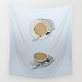 Wake me Gently Wall Tapestry