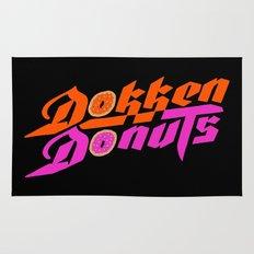 Dokken Donuts Rug