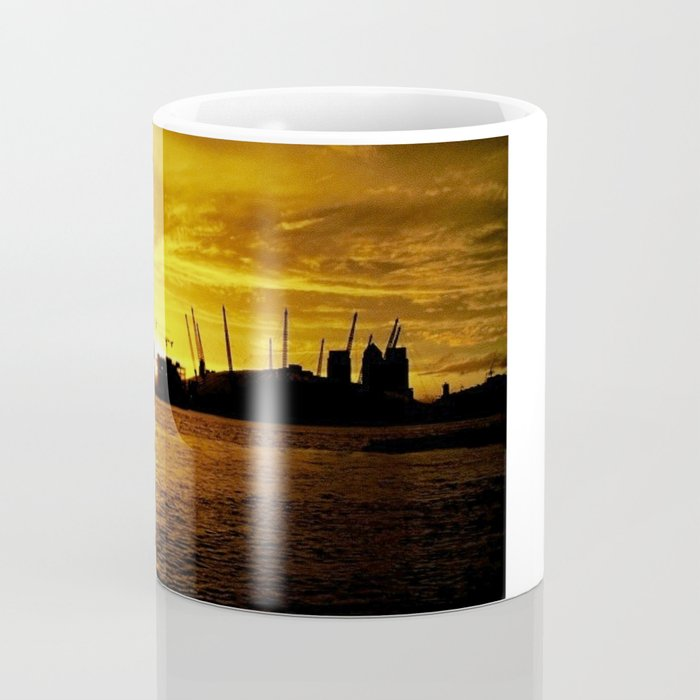 London In October Coffee Mug
