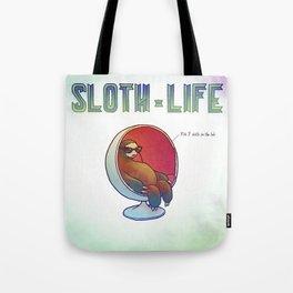SLOTH LIFE fig. 7. Tote Bag