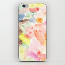 Color Fields iPhone Skin
