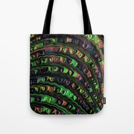 Weird Fractal Tote Bag