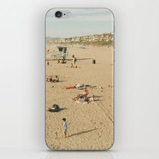 Manhattan Beach iPhone Skin