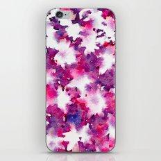 Love Blooms iPhone Skin
