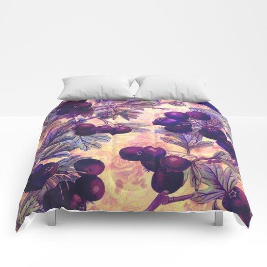 berries Comforters