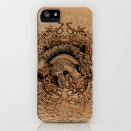 Fight or Die iPhone Case