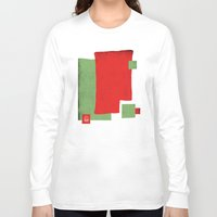 square Long Sleeve T-shirts featuring Square by Difilippo