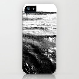 South Ponto Beach Encinitas California iPhone Case