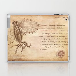Miskatonic surgery - Elder Thing  (Vetusincola echinomorpho) Laptop & iPad Skin