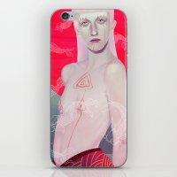 koi iPhone & iPod Skins featuring Koi by Josh Merrick