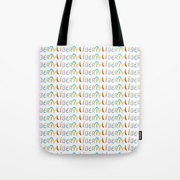 liberty 1-freedom,free,good,licence,joyy,choice,open,unrestricted,vacant,freed,large Tote Bag