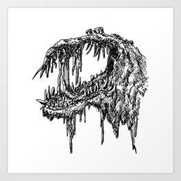 Mutagen Art Print