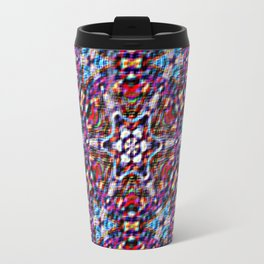 Six-pointed star - High relief Travel Mug