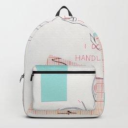 handle it Backpack