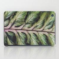 fern iPad Cases featuring fern by Bonnie Jakobsen-Martin
