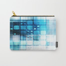 Pharmaceuticals Industry with Chemical Science Research Art Carry-All Pouch