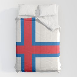 Faroe Islands Flag Comforters