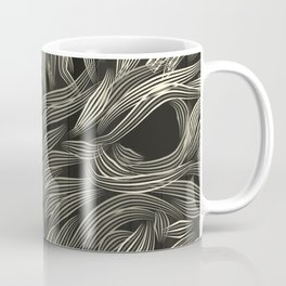 TIGER sepia Coffee Mug