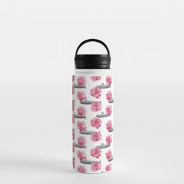 Subs and Roses Water Bottle