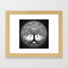Tree of Life Nova Framed Art Print