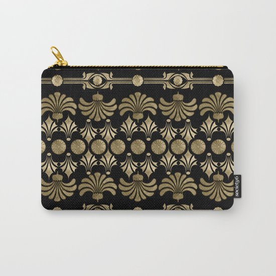 Ornamental Pattern 6 Carry-All Pouch